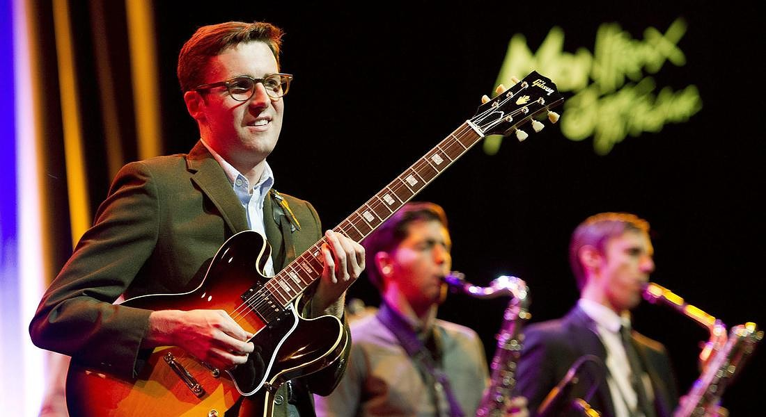 US singer and guitarist Nick Waterhouse © ANSA