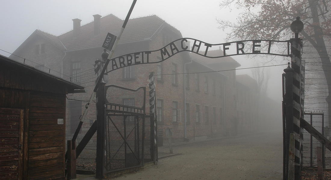 76th anniversary of the liberation of former German Nazi concentration and extermination camp Auschwitz-Birkenau © EPA