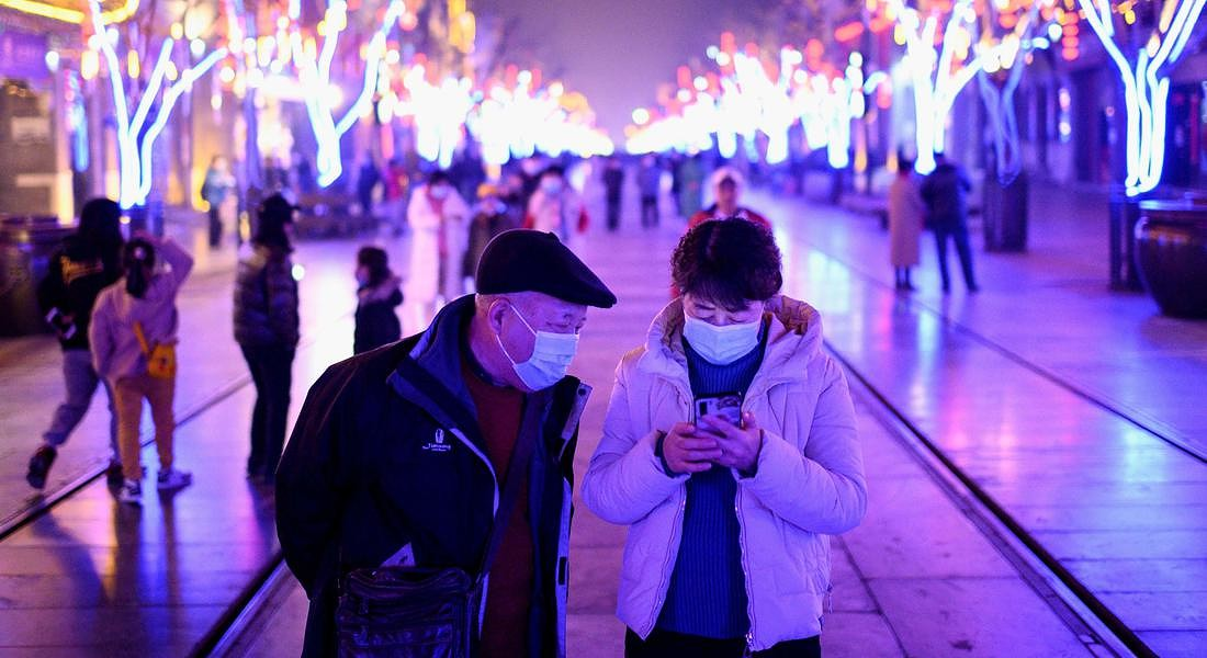 CHINA-LUNAR-NEW YEAR © AFP