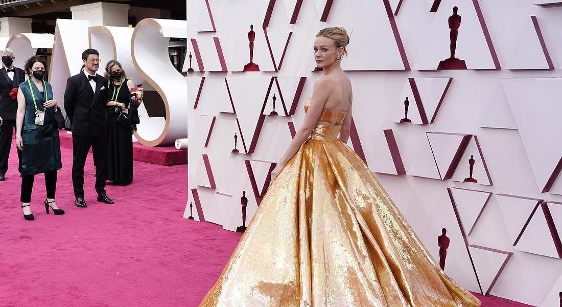 Arrivals - 93rd Academy Awards: Carey Mulligan © EPA