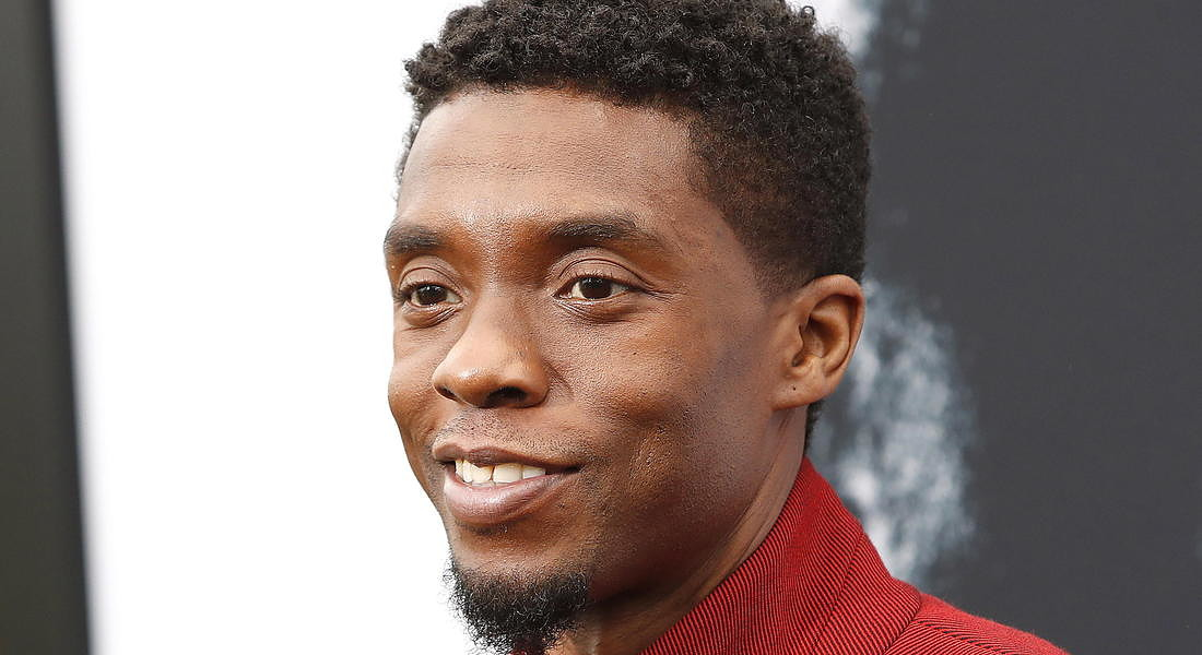 Chadwick Boseman in Ma Rainey's Black bottom © EPA