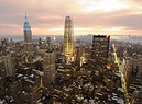 Lo skyline di New York (ANSA)