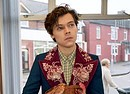 Harry Styles nella campagna Gucci. Direttore creativo: Alessandro Michele. Art Director: Christopher Simmonds. Fotografia/regia Glen Luchford (ANSA)