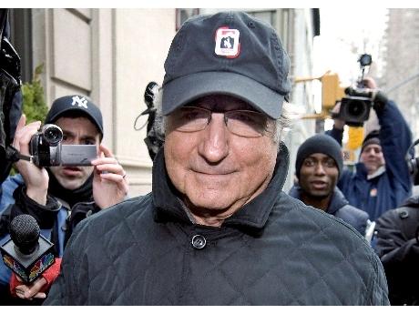 Bernard Madoff  (ANSA).