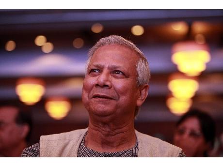 Muhammad Yunus  (ANSA)