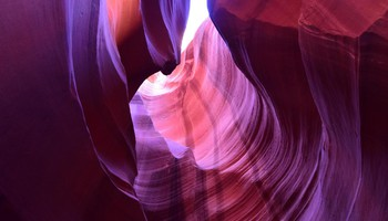 Antelope Canyon, Arizona (ANSA)