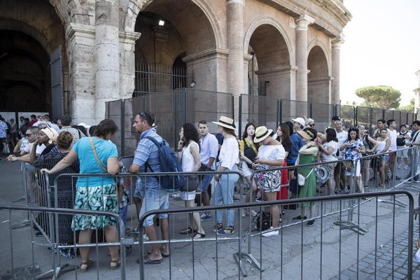 Musei, a Roma il sistema 'ammazzacode'