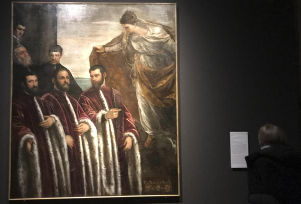 Tintoretto a Washington, tre mostre