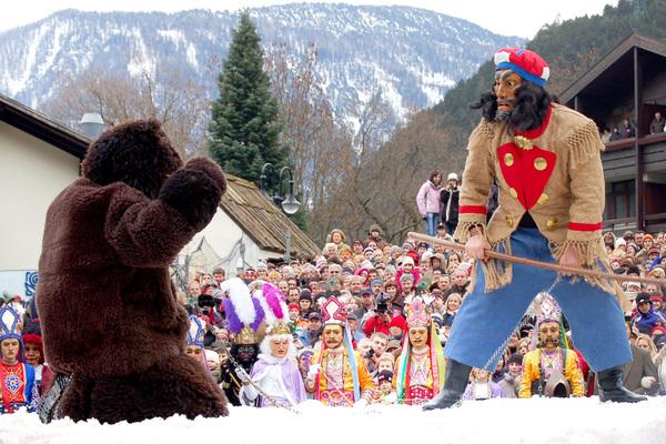 Tirolo, molto più di un Carnevale!