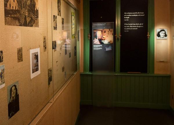 Anna Frank, il Museo si rinnova per parlare alle nuove generazioni