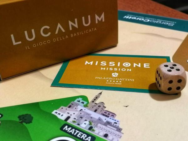 Lucanum, la Basilicata in un gioco