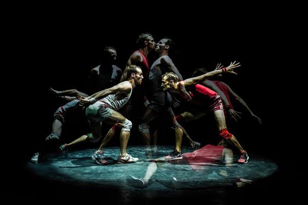 Corpo, drammaturgia, Europa a Biennale