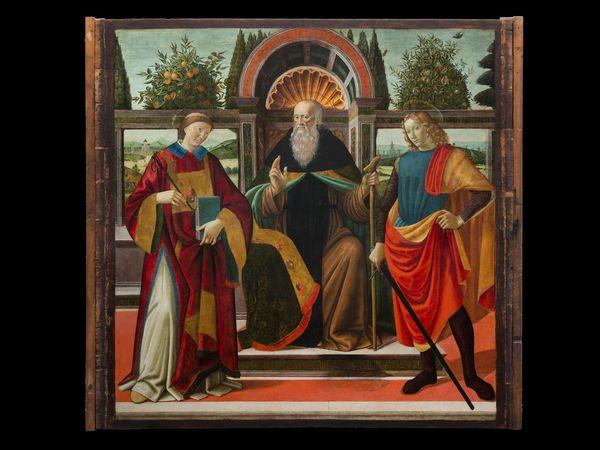 Firenze, torna in S. Lorenzo tavola '400