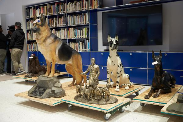 Tutto sui cani, a NY riapre museo