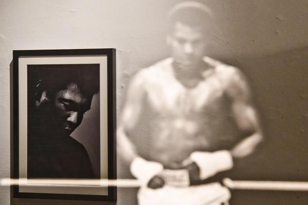 Muhammad Alì, 100 foto al PAN di Napoli