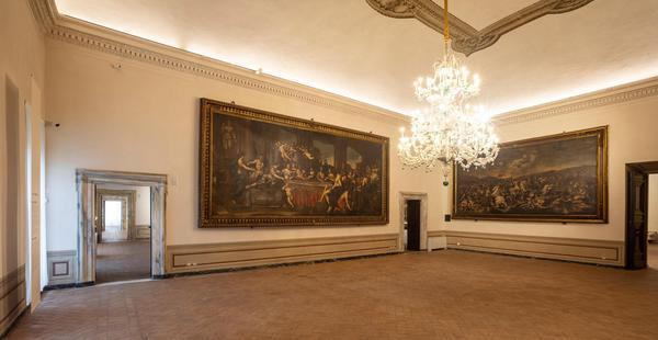 Palazzo Barberini diventa 'Museo mobile'