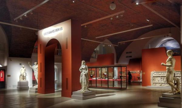 Mann e Pompei in vetrina all'Ermitage