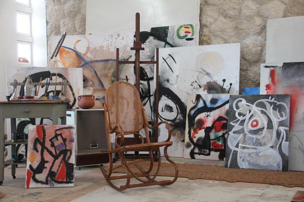 Dentro alle case di 10 artisti trasformate in musei