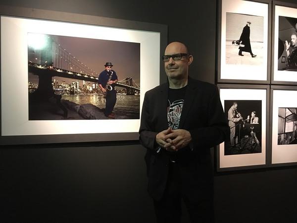 Le stelle del jazz nelle foto di Jimmy Katz a Perugia