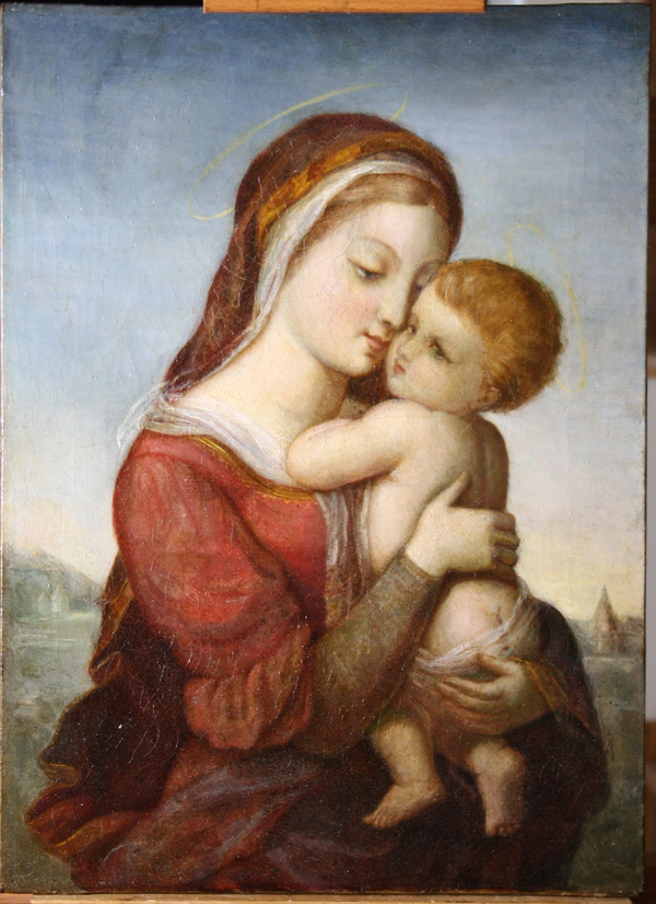 """Territorio Goya"", a M.S. Maria Tiberina"