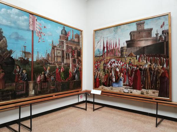 S.Orsola di Carpaccio 'torna' a Venezia