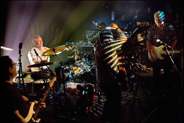 Mason e il cuore dei Pink Floyd
