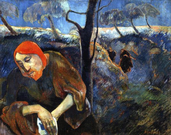 In Europa Gauguin, Bruegel e Delacroix