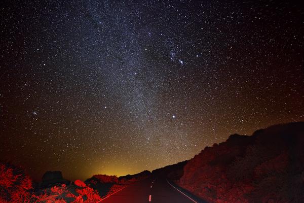 La Palma, meta perfetta per le stelle e l'astroturismo