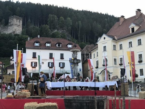 Carinzia, il Medioevo rivive a Friesach