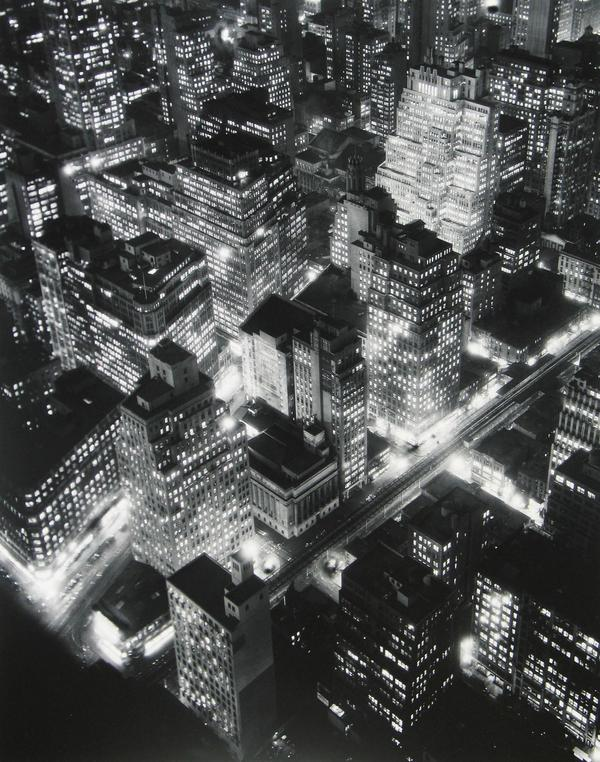 Berenice Abbott e la New York che cambia