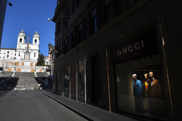 Il Lockdown In Italia Negli Scatti Dei Reporter Stranieri Lazio Ansa It