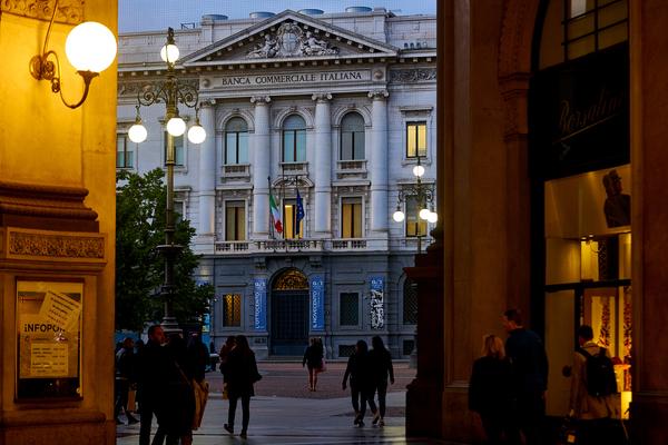 A Ferragosto le Gallerie d'Italia aperte gratis © ANSA