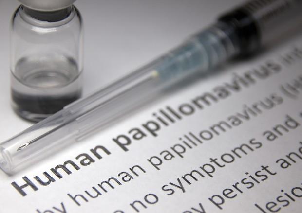 vaccinazione papilloma virus uomo