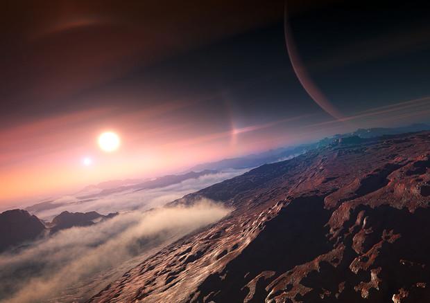 Risultati immagini per TRAPPIST-1