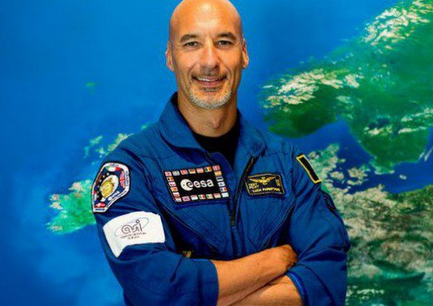 Astronaut Luca Parmitano prepares for his second mission aboard the International Space Station (Source: ESA - Manuel Pedoussaut). © Ansa
