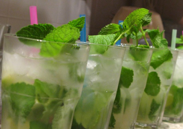 Il mojito è il cocktail più citato nei social dell'estate 2018 (fonte: Vodopivez, Wikipedia) © Ansa