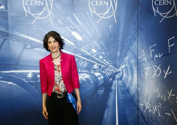 Fabiola Gianotti diventa membro della Pontificia Accademia delle Scienze © EPA