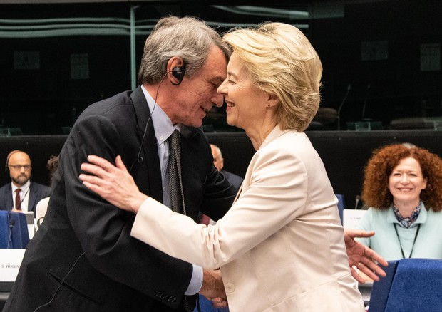 Sassoli, la protezione in stile UE deve applicarsi a tutti © EPA