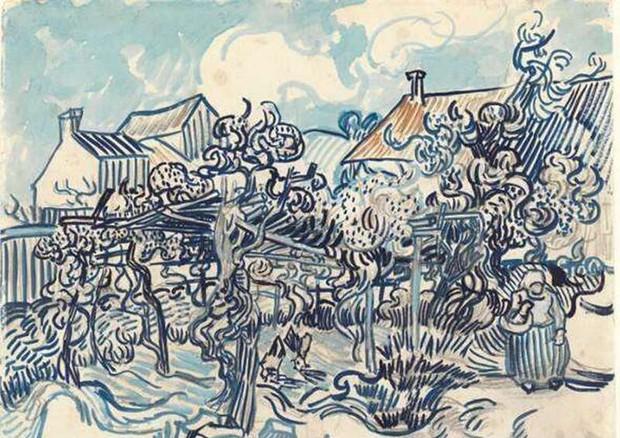 Dall'intelligenza artificiale le opere perdute di Van Gogh e Picasso