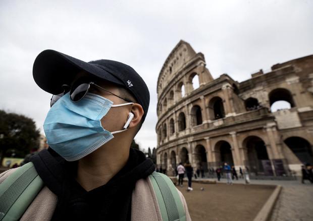 Coronavirus, precauzioni a Roma © ANSA