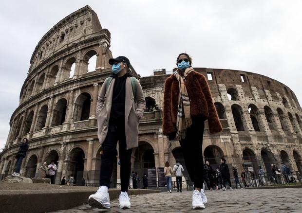 Coronavirus Rome © ANSA