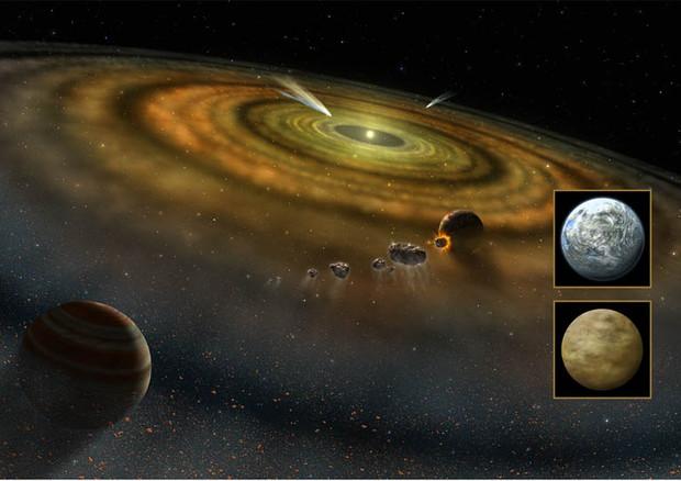 Catturata la prima immagine diretta di un mondo alieno