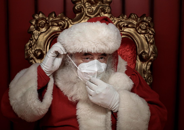 Christmas time amid coronavirus pandemic © EPA