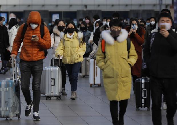Pechino © EPA