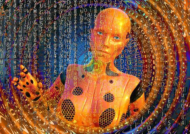 Intelligenza artificiale artista, il diritto d'autore è un problema