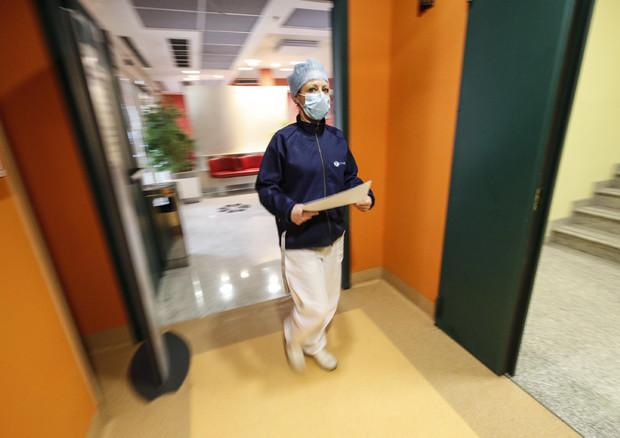 Personale medico (archivio) © ANSA