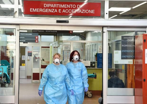 Coronavirus: medici non positivi possono rientrare © ANSA