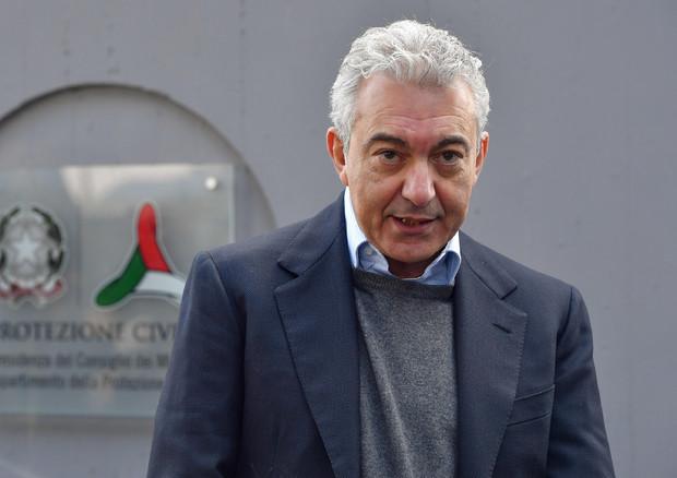 Il commissario sull'emergenza Coronavirus, Domenico Arcuri ©