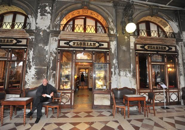 A Venezia riapre Caff� Florian in Piazza San Marco ©
