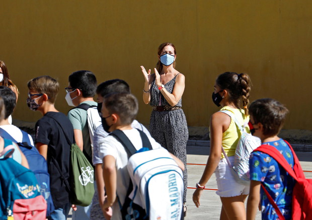 Start of school year © EPA